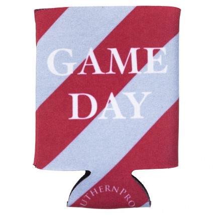 Crimson & Grey Gameday Coozie